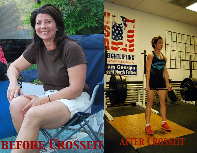 Diane McKinney - CrossFit North Fulton Success Story