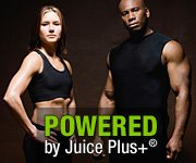 Powered by Juice Plus+