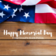 Happy Memorial Day – The Gym is Closed Today